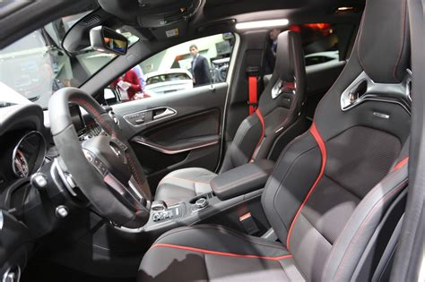 The site owner hides the web page description. GLA 45 AMG 4MATIC interior - BenzInsider.com - A Mercedes-Benz Fan Blog