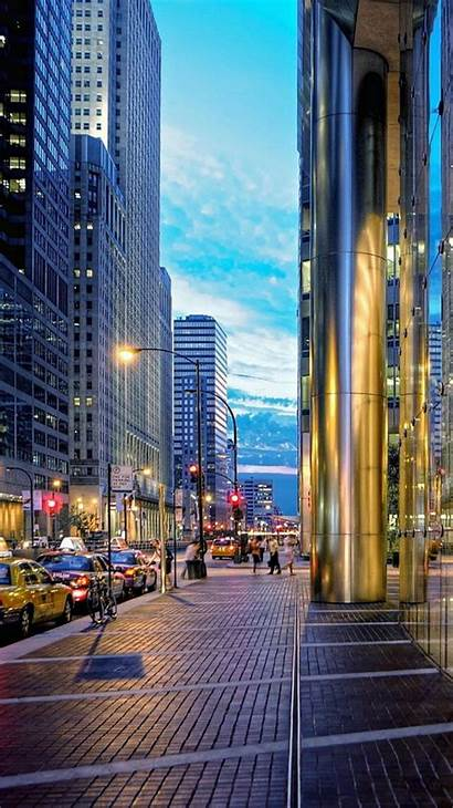 Iphone Chicago Streets Wallpapers Architecture Downloaded Iphonewalls