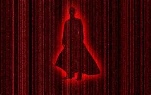Red and Black Desktop Wallpaper