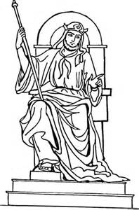 HD wallpapers coloring page of king solomon