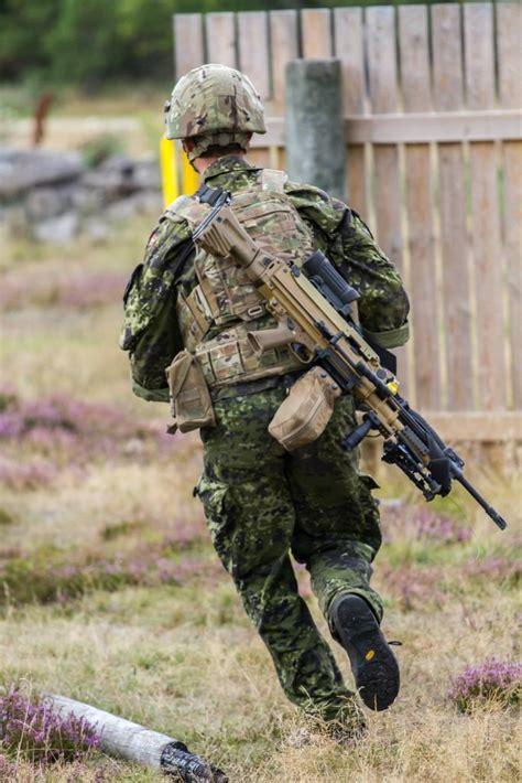 denmark testing  light machine gunsdiscover military