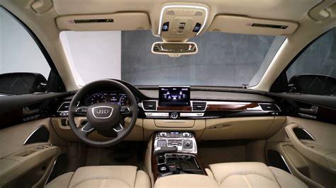 2018 Audi A8 Interior Design Youtube