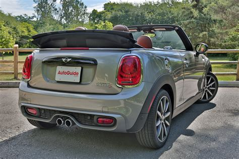 Review Mini Cooper Convertible by 2016 Mini Cooper S Convertible Review Autoguide News