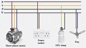 Three Phase Electric Motor Wiring Diagram  U2013 Vivresaville Com