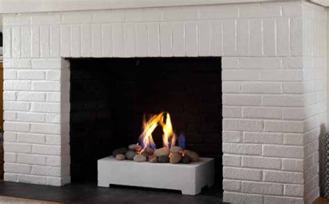 vent  gas log sets burners bromwells