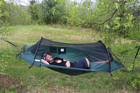 hammock cing gear screened in hammock advantek outdoors hammock w
