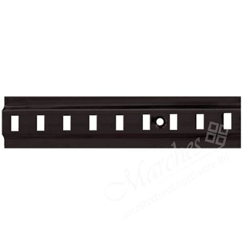 Bookcase Shelving Strips by Raised Bookcase 1 83m Brown Raised Bookcase