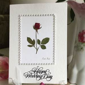 wedding wishes marriage card happy wedding day marriage With wedding invitations framed with pressed flowers