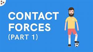 What Are Contact Forces