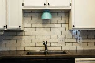 tile for backsplash in kitchen how to install a subway tile kitchen backsplash
