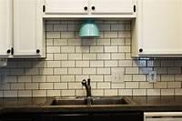 backsplash tile pictures How to Install a Subway Tile Kitchen Backsplash