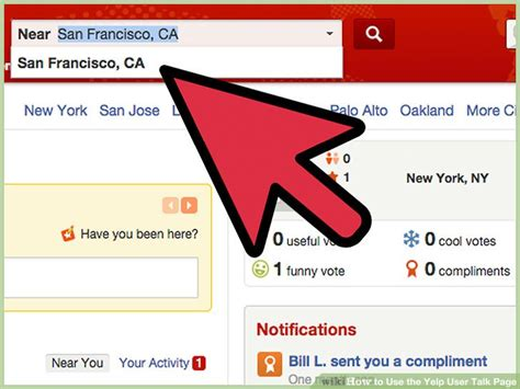 How To Use The Yelp User Talk Page (with Pictures) Wikihow
