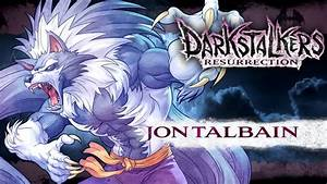 Darkstalkers Resurrection - Jon Talbain - YouTube