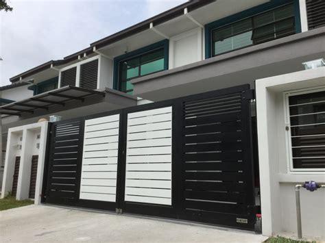 Top 5 Auto Gates In Malaysia  Malaysia's No1 Interior