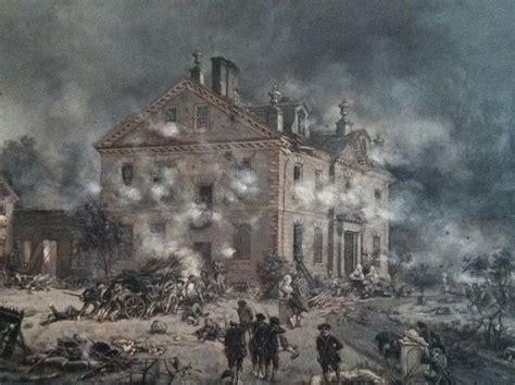 battle  germantown   american revolution