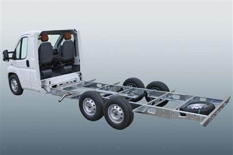 les chassis  tonnes porteur camping car
