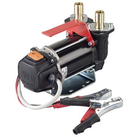 pompe 233 lectrique gasoil carry 174 12 v ou 24 v 50 l min