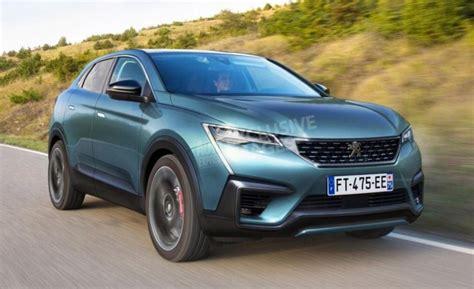 La nouvelle Peugeot 4008 arrivera en 2020 - L'Observateur