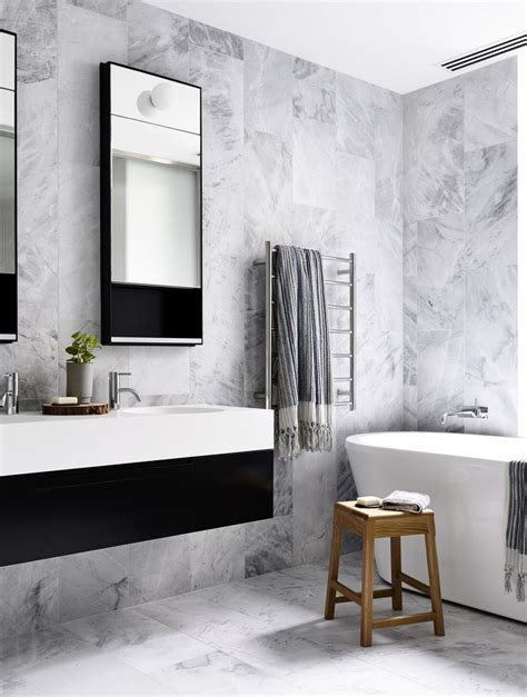 black white bathrooms ideas best 25 grey marble bathroom ideas on grey