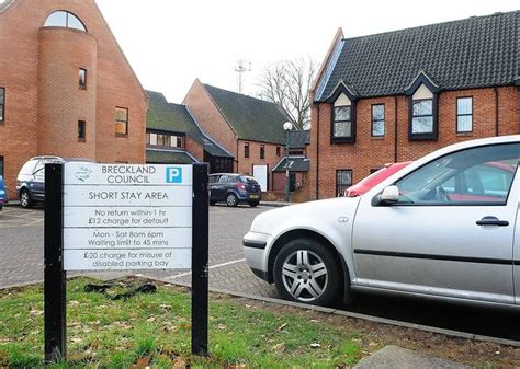 Breckland Council To Press Ahead With Sudy Into Parking