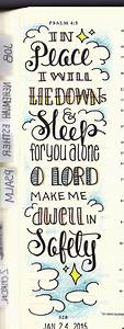 2168 best psalms bible journaling by book images on pinterest With hand lettering bible journaling