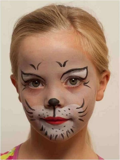 kinderschminken vorlagen zum ausdrucken einfach