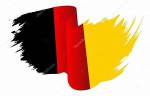 Deutschland Flagge Bilder : deutschland flagge vektor icondesign symbol deutsche flagge farbe isoliert auf wei em ~ Markanthonyermac.com Haus und Dekorationen