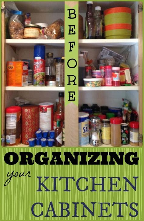 how to organize your kitchen spices organized kitchen cabinet spices kitchen 8784