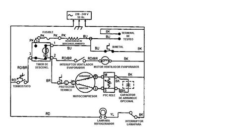 solucionado circuito electrico con timer yoreparo
