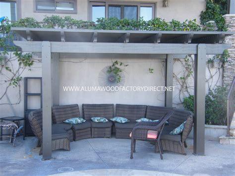 elitewood aluminum patio covers or alumawood alumawood