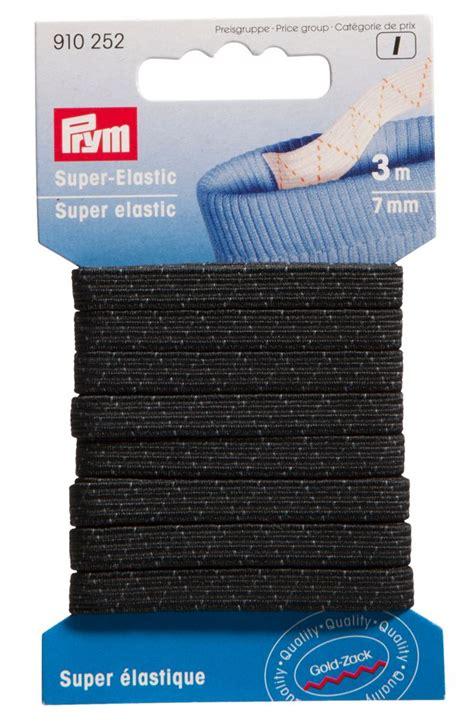 gummiband mm standard svart jysk