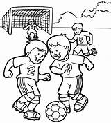 Coloring Pages Soccer Players Football Coloriages Imprimer Sports Trending Days Last Map sketch template