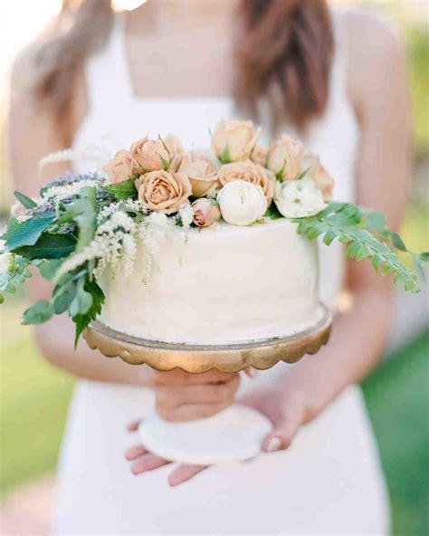 30 Rustic Wedding Cakes Were Loving Martha Stewart Weddings