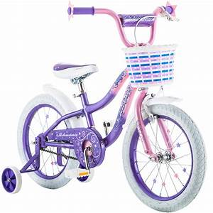 16 U0026quot  Schwinn Twilight Girls U0026 39  Bike  Pink    Purple - Walmart Com
