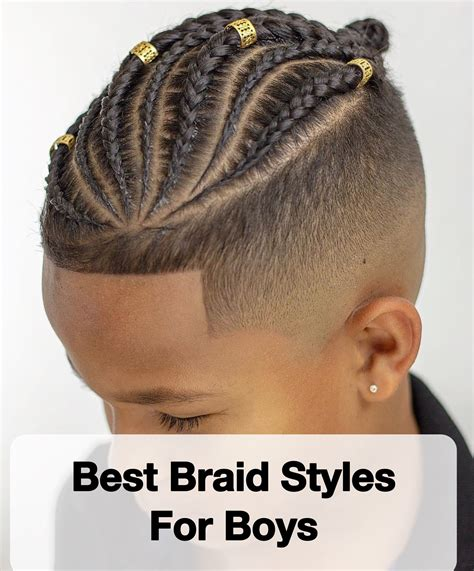 Braid Hairstyles For Boys by Braids For 15 Amazing Braid Styles For Boys Braids