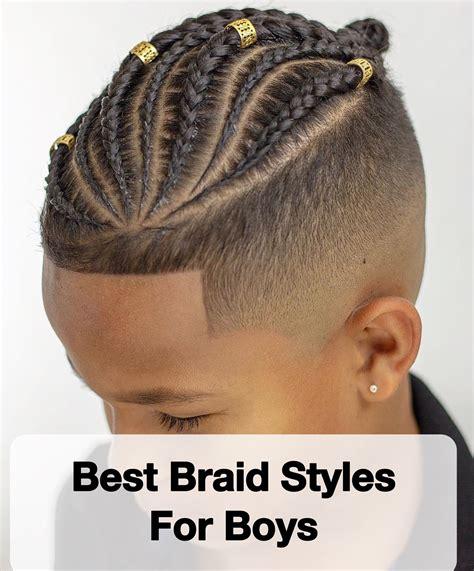 braids for 15 amazing braid styles for boys braids