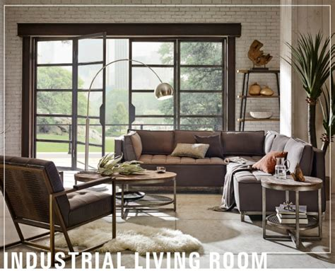 industrial living room american home furniture