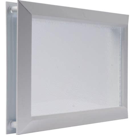 hublot de porte hublot rectangulaire de porte de garage nicoll cazabox