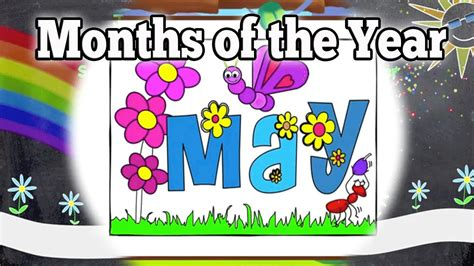 months of the year song for preschool months of the year worksheets for kindergarten free 1000 260