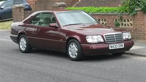 mercedes w124 e320 coupe in frimley surrey gumtree