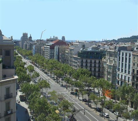 location chambre d hote paseo de gracia barcelone insolite