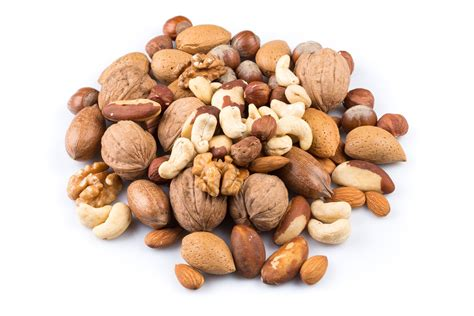 allergic  nuts    eat nuts heres  good