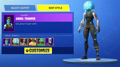 fully customize skin characters coming   fortnite