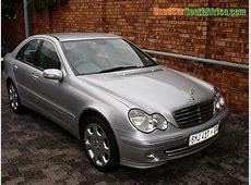 2005 Mercedes Benz C320 used car for sale in Pretoria