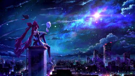 Kimi No Na Wa Background Star Guardian Jinx For Wallpaper Engine Youtube