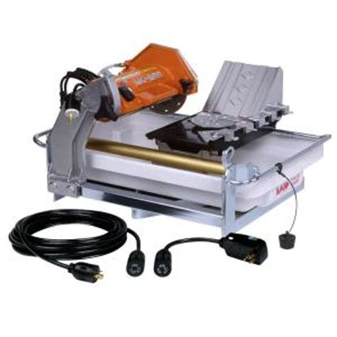 tile saws home depot mk mk 660hd 7 in tile saw tile saw small the