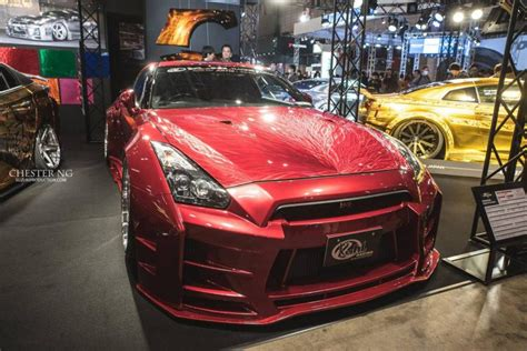 Do you know other affordable new ferraris on the market today? Tokyo Auto Salon 2016 Highlights - GTspirit