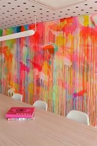 Farbe Wand Ideen : tolle wandgestaltung mit farbe 100 wand streichen ideen diy home decoration pinterest ~ Markanthonyermac.com Haus und Dekorationen