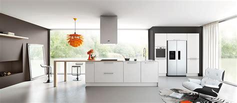 cuisine contemporaine avec ilot cuisine contemporaine avec îlot cuisines cuisiniste aviva