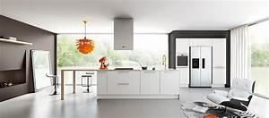 frigo americain dans cuisine equipee galerie et cuisine With frigo americain dans cuisine equipee